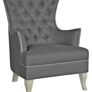 Armchair; Dark Grey