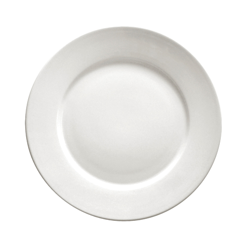 Plate; 28cm Wide Rim (Pack of 10)