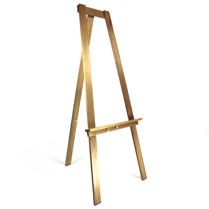Easel; 170cm Timber