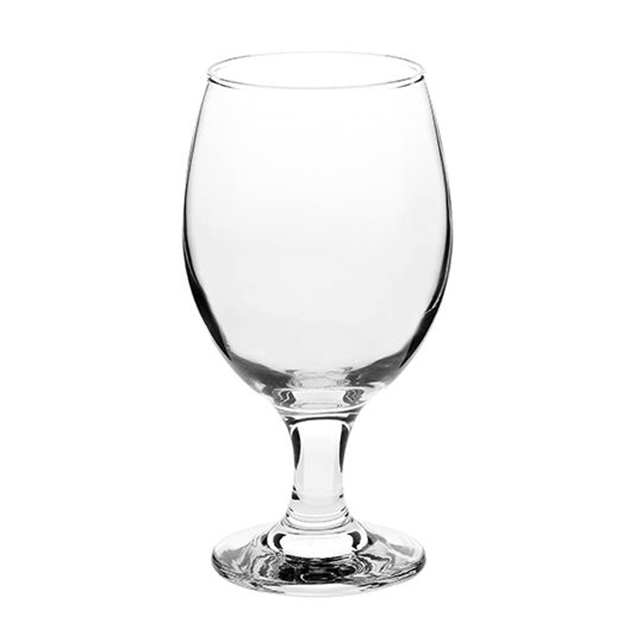 Footed / All Purpose Glass 370ml (Box of 24)