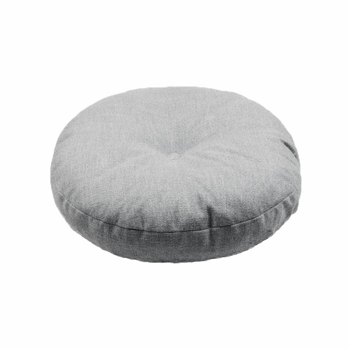 Floor Cushion; Grey