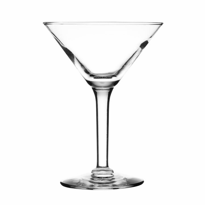 Martini Glass 200ml (Box of 12)