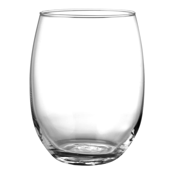 Stemless Wine Glass (Box of 12)