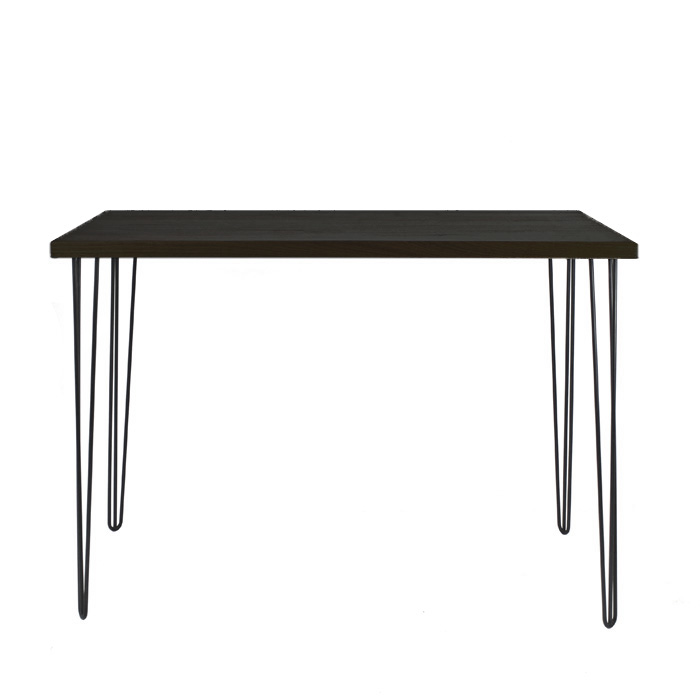 Hairpin Bar Bench Black/Black