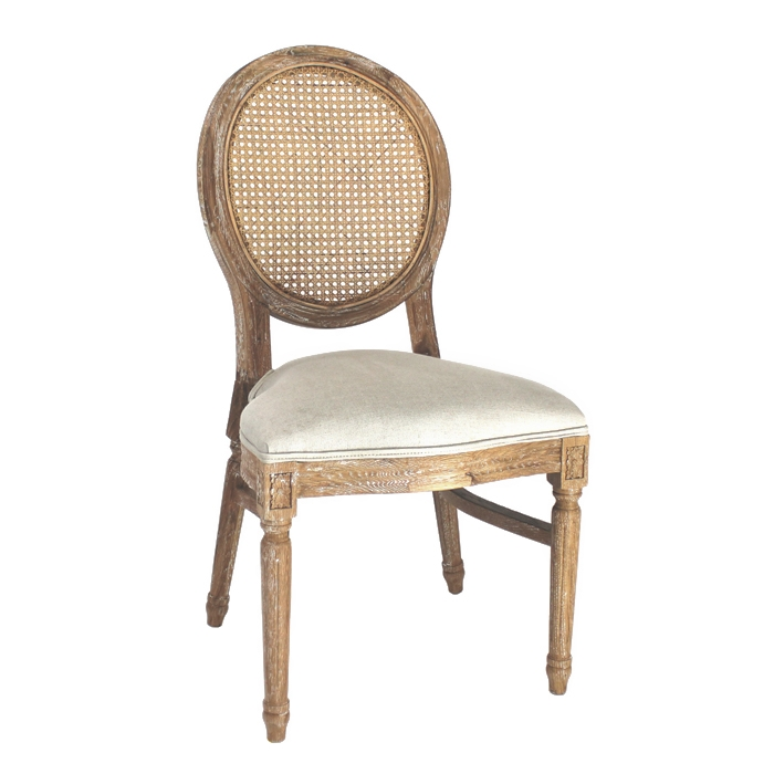Louis Chair; Oak