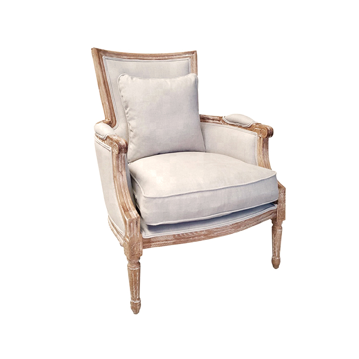 Armchair; French Provincial